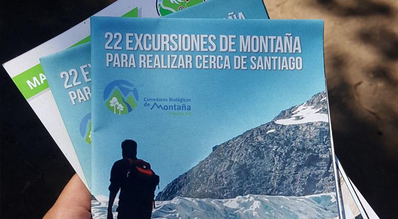 Lanzamiento 22 Excursiones de Montaña (2017.12.21)