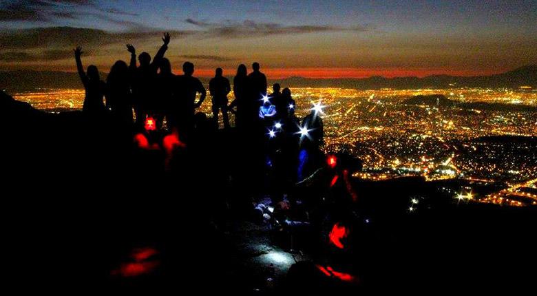 Inscríbete al Trekking Nocturno en Parque Mahuida