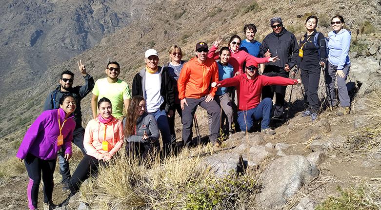 """Trekking Deportivo """"Cumbre de las Antenas"""" (13 de julio 2019)"""