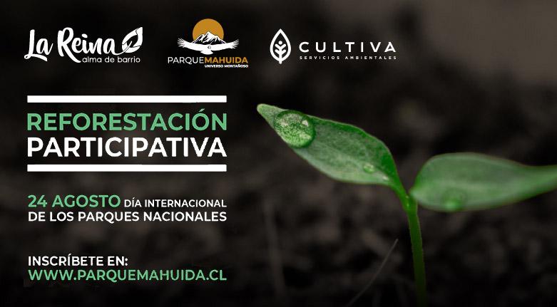 Voluntariado Ambiental Mahuida/ Primera reforestación participativa. ¡Inscríbete!