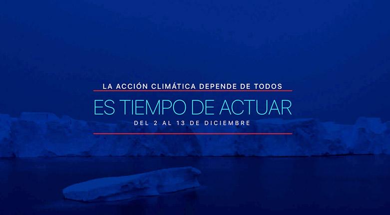 Camino a la #COP25
