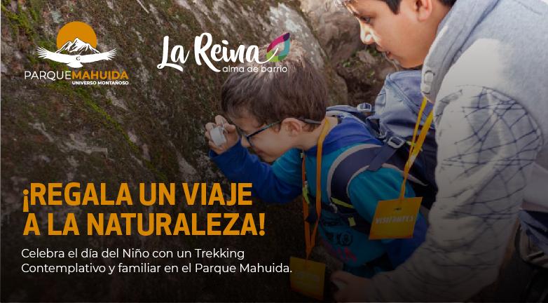 Celebra el día del Niño con un Trekking contemplativo y familiar en el Parque Mahuida (Actividad Gratuita)