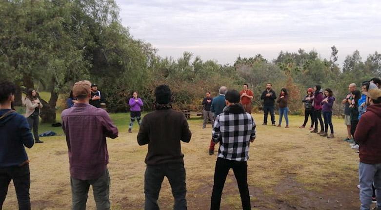 Parque Mahuida apoya fortalecimiento el voluntariado ambiental junto a CODEFF (27 de julio 2019)