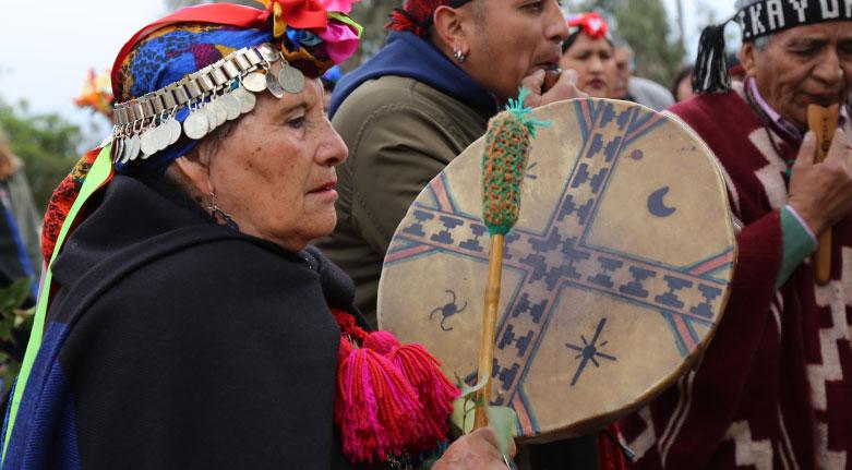 Conmemoración Día Internacional de la Mujer Indígena (7 de sept 2019)